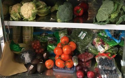 More lovely veg